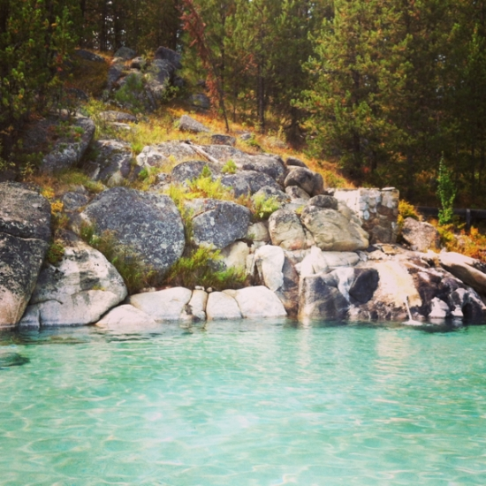 gold fork hot springs