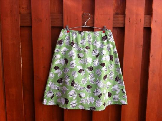 amy butler's barcelona skirt